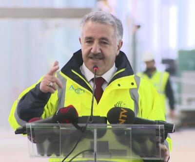 Bakan Arslan'dan havalimanı yanıtı: İhtiyaç yokken ÇED raporu bile alındı