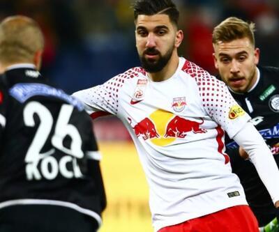 Salzburg'dan Sturm Graz'a 5 gol