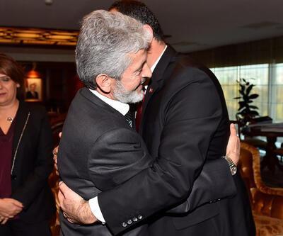 AK Parti ve CHP'den kulisleri hareketlendiren kare