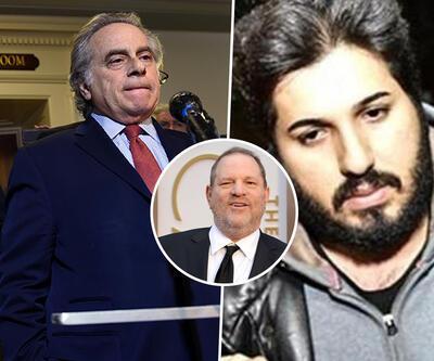 Reza Zarrab'ın avukatı, Harvey Weinstein ile anlaştı: 'Zarrab ile işi bitti mi?'