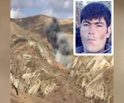 4 PKK'lının öldürüldüğü çatışmanın görüntüleri ortaya çıktı