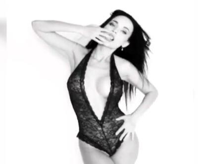 Angelina Petrova sosyal medyayı salladı