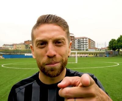 Atalanta'lı futbolcunun şarkısı ödül aldı!