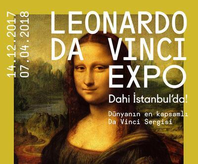 Çocuklar Da Vinci'yi keşfedecek
