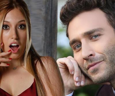 Seçkin Özdemir ile Yasmin Erbil aşk yaşıyor