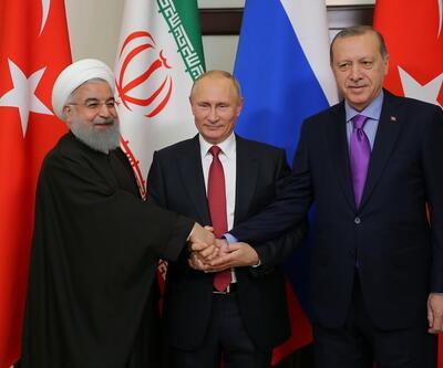 Soçi'deki üçlü zirve sonrası ortak bildiri
