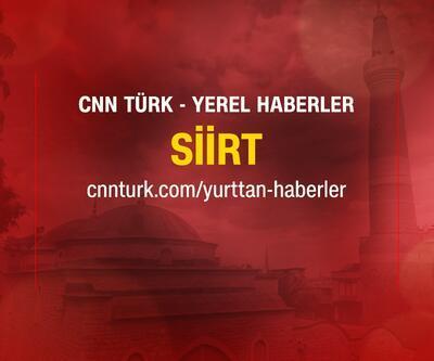 Siirt'te 2 PKK'lı terörist öldürüldü