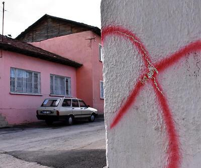 Alevilerin evleri işaretlenmişti...Ülkü Ocaklarından açıklama