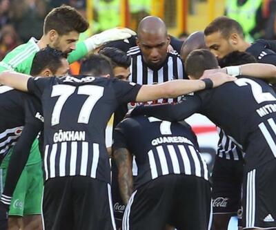 Beşiktaş'tan Galatasaray'a iddialı mesaj