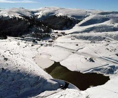Türkiye'nin denize en yakın kayak merkezi Ordu'da açıldı