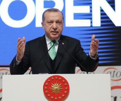 Cumhurbaşkanı Recep Tayyip Erdoğan'dan döviz açıklaması