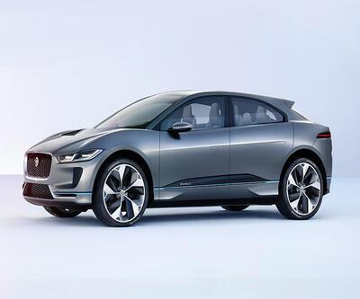 Bu elektrikli Jaguar 500 km menzile sahip