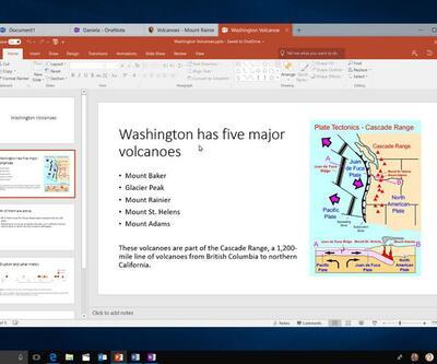 Windows 10 sekme içerisinde uygulama çalıştırabilecek