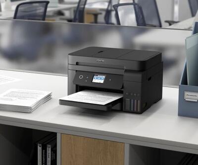 EPSON L6190 : Küçük ofislerin en büyük yardımcısı