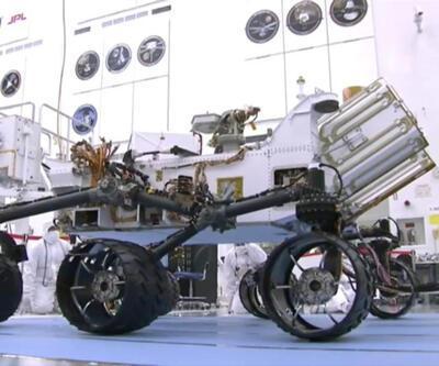 Mars için yapay zekalı yeni robot
