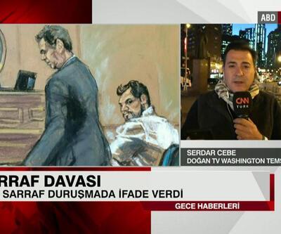 Serdar Cebe, Reza Zarrab davasının ikinci gününü aktardı