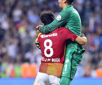 Galatasaray'ın Beşiktaş maçı muhtemel 11'i