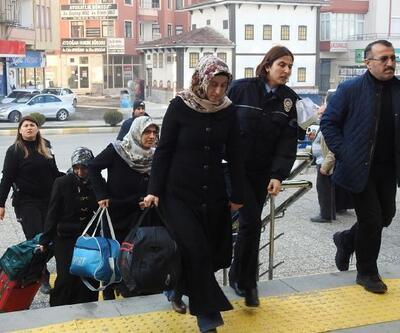 FETÖ şüphelisi 6 kadın serbest bırakıldı