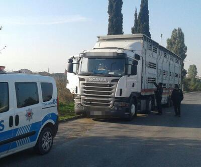 TIR şoförü Romanya'ya götürmesi gereken kombileri İstanbul'da sattı