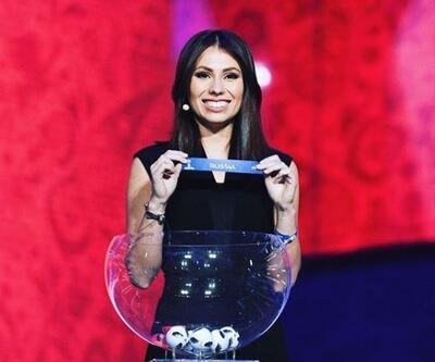 İranlı futbol severler Maria Komandnaya'ya minnettar