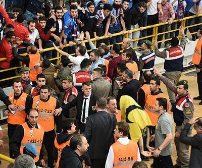 Fenerbahçe, Trabzonspor maçındaki olaylar hakkında suç duyurusunda bulundu