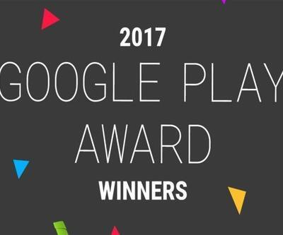 Google Play 2017'nin En İyileri