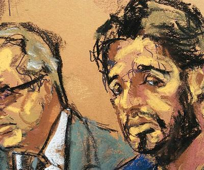 Son dakika...  Reza Zarrab beşinci günde de tanık kürsüsünde
