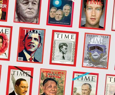 Time dergisi yılın kişisini seçti