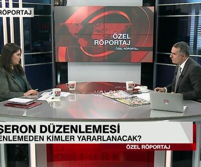 Jülide Sarıeroğlu özel röportajının tamamı