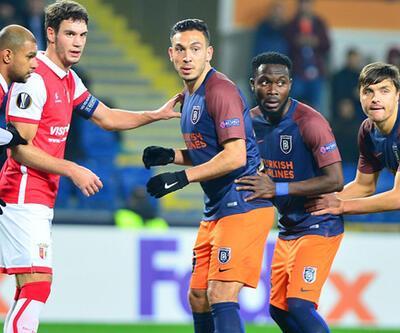 Başakşehir 2-1 Braga / Maç Özeti