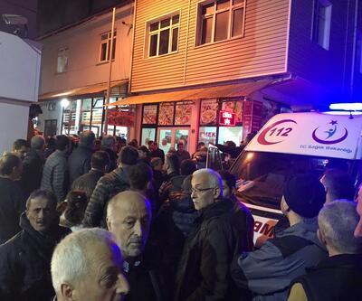 50 kişilik grup kahvehane bastı