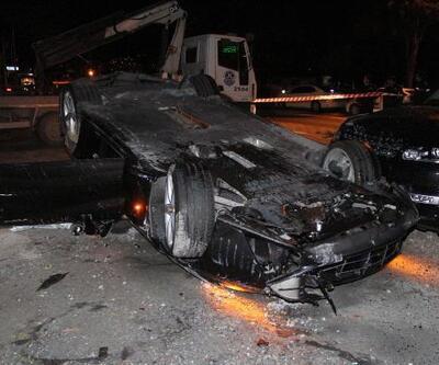 Burak Yılmaz kaza yaptı: Burak Yılmaz'ın kaza yaptığı aracın kime ait olduğu belli oldu