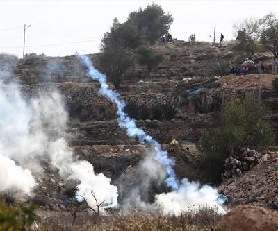 Batı Şeria ile Gazze'deki gösterilerde 157 Filistinli yaralandı