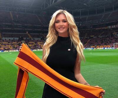 Victoria Lopyreva, Galatasaray maçından çıkıp hamama gitti
