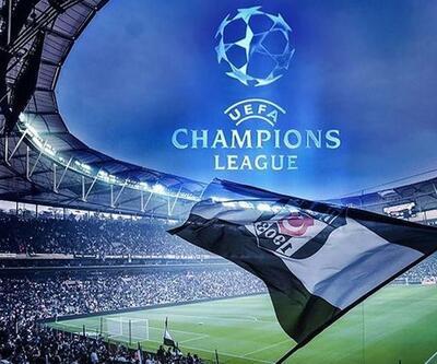 Son dakika Beşiktaş'ın Şampiyonlar Ligi'ndeki rakibi belli oldu