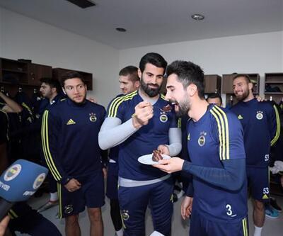 Hasan Ali Kaldırım'a sürpriz doğum günü kutlaması
