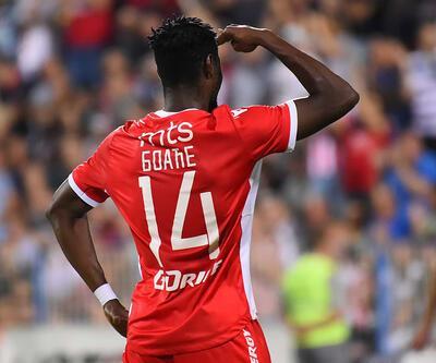 Beşiktaş Ganalı yıldız Boakye için resmi teklif yaptı