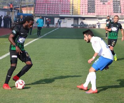 Akhisarspor 1-1 Ankara Demirspor / Maç özeti / Ziraat Türkiye Kupası