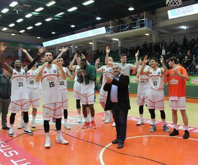 Banvit 90-62 Umana Reyer / FIBA Şampiyonlar Ligi