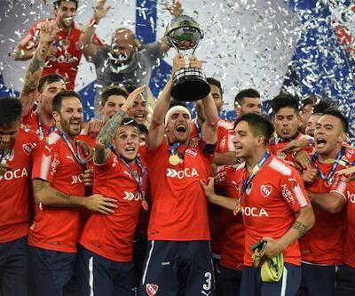 Sudamericana'da şampiyon Independiente