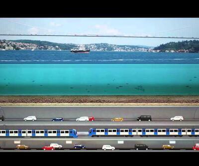 Büyük İstanbul Tüneli'nde değişiklik