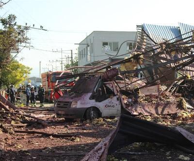 Fabrikada 5 kişinin öldüğü patlamanın nedeni belli oldu