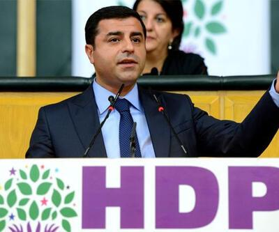HDP kulislerinde Demirtaş'ın yerine konuşulan 3 isim, Bilgen'den tepki
