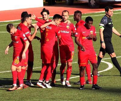 Eyüpspor 0-2 Kayserispor / Maç Özeti / Ziraat Türkiye Kupası