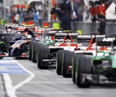 F1 pilotları hak aramak için sendikalı oldu