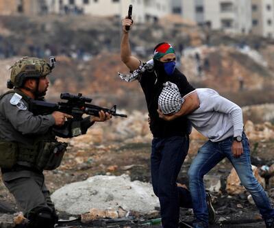 Filistin atkısıyla protestocu avı: İsrailli ajanların protesto gösterilerindeki taktiği ortaya çıktı!
