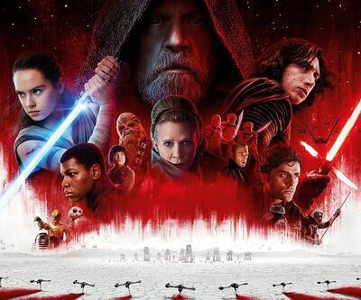 Serinin 8. filmi 'Star Wars: Son Jedi' vizyonda