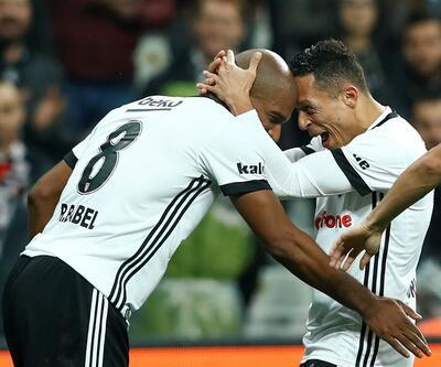 Beşiktaş 5-1 Osmanlıspor / Maç Özeti