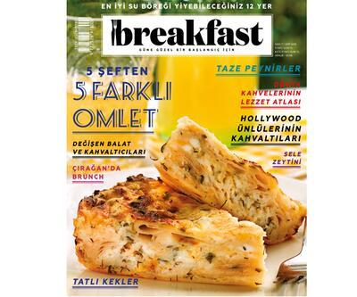 Ünlüler kahvaltıda ne yiyor?