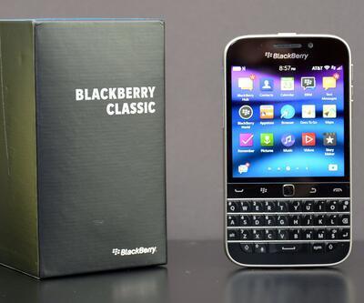 Klasik BlackBerry tarzında Nokia